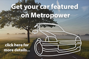 get your car featured on metropower