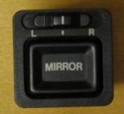 rover 400 \ 45 electric mirror switch front