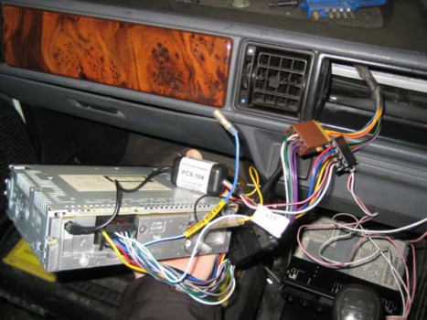 radio remote controls head unit wiring