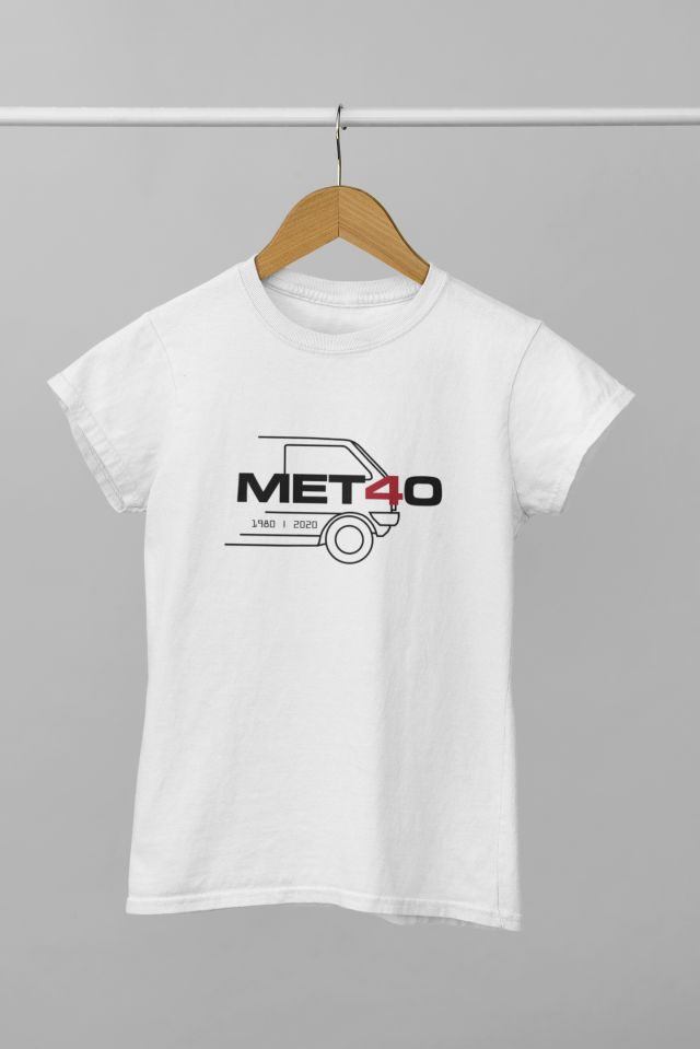 MET40 Limited Edition Shirt - White