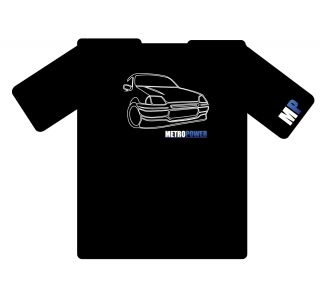Metropower Shirt MK3 Metro edition