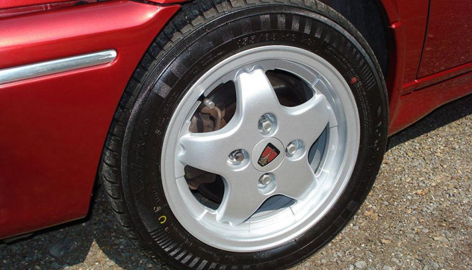 OEM alloy wheel information