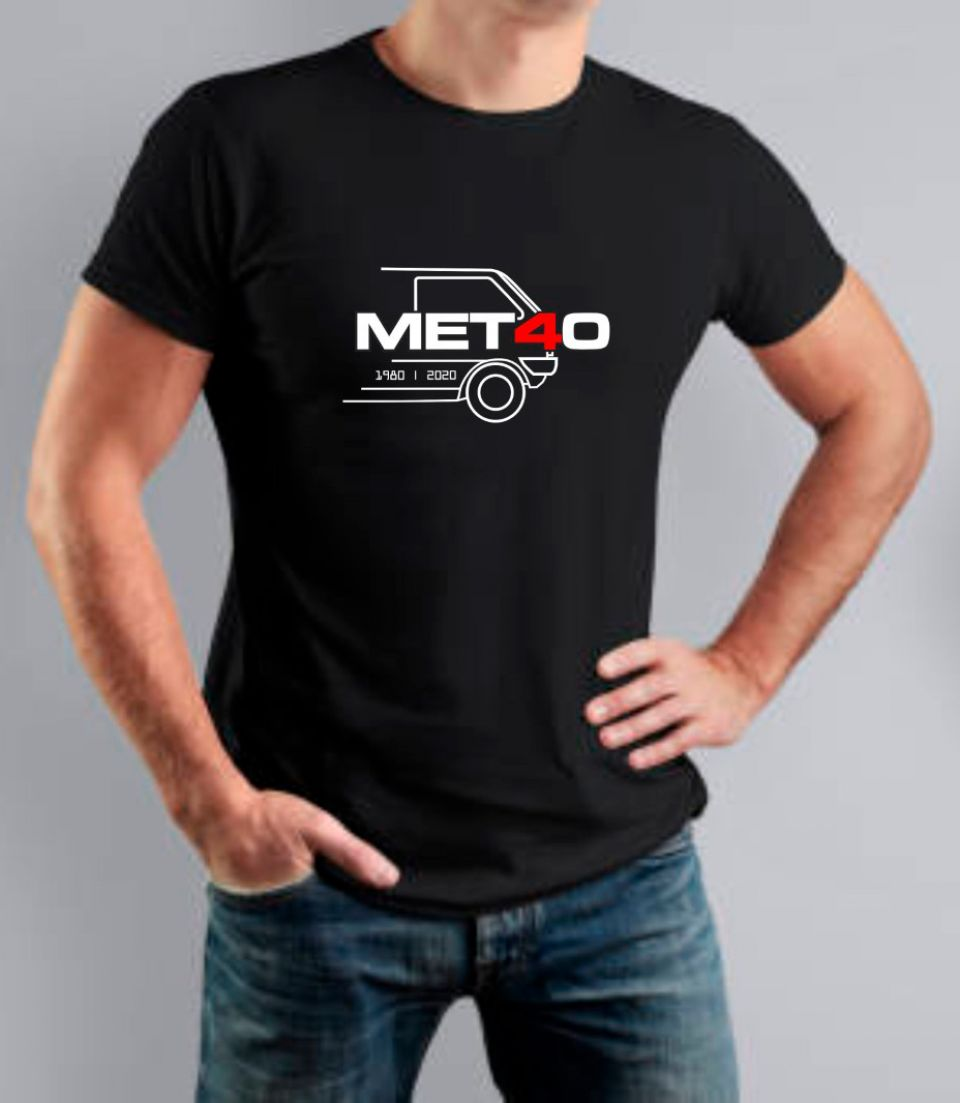 MET40 Limited Edition Shirt - Black
