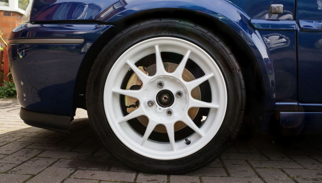 Aftermarket alloy wheel information