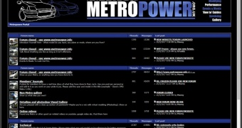 Metropower Archive