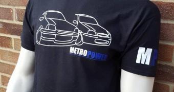 Metropower T-Shirt Combo Edition