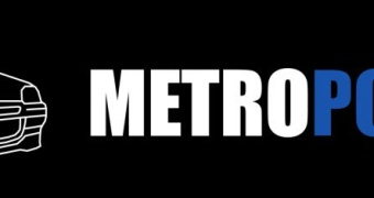 Metropower Sticker Mk3 Metro Edition
