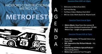 Watch MetroFest LIVE on Metropower this weekend