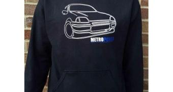 MetroPower Hoodie MK3 edition